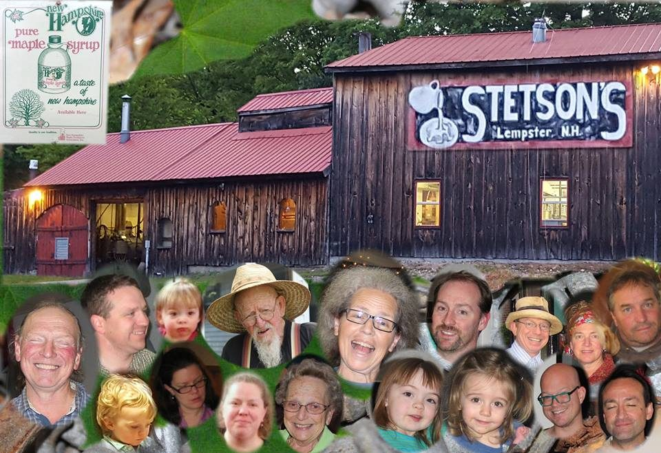 "Get to know your sugar makers. Let's say ""hello"" to the Stetson's from Lempster, NH!"