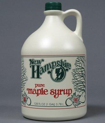 NHMPA Syrup Containers